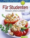 Für Studenten (Minikochbuch): Preiswert, einfach und lecker (Minikochbuch Relaunch) Minikochbuch Relaunch