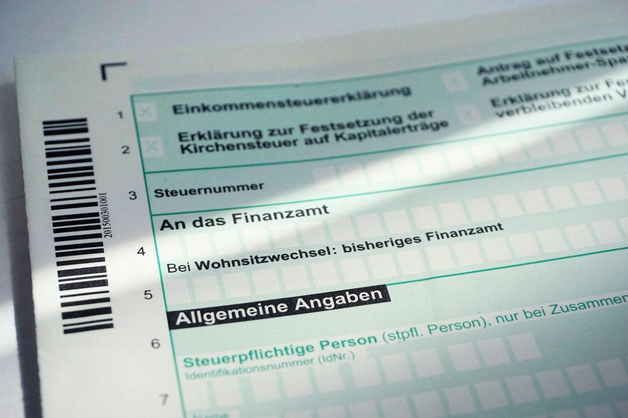 Freiwillig Gesetzlich Versichert Steuererklärung