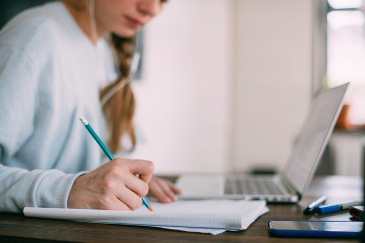 Notizen machen und mitschreiben