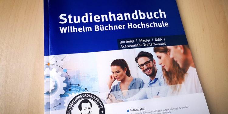 Infobroschüre WBH Vorderseite